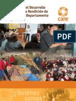 Boletín informativo Apurímac 2012