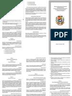 Ley de Servicio Comunitario Del Estudiante de Educacion Superior