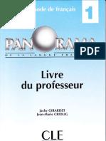 Panorama-Livre Du Professeur