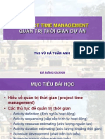 SPM Chapter03 - Project Time Management v1.0