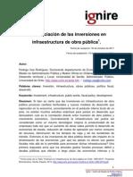 Financiacion Inversiones Obras Publicas R CEA.unlocked