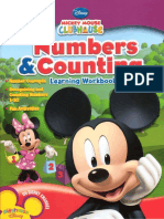 [Disney] Mickey Mouse Clubhouse Numbers and org