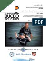 Dossier II Jornada Buceo Solidario A
