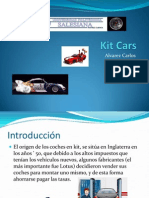 Kit Cars (Construido Por Piezas)