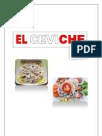 EL CEVICHE ES PERUANO...!!!