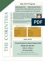The Corinthian May-June 2012