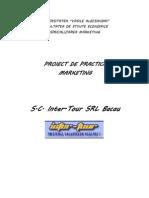 Proiect de Practica SC Inter-Tour SRL Bacau-Luminita