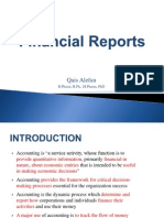 6 Financial Reports