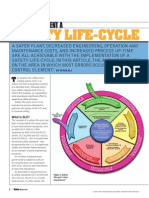 How to Safety Life Cycle