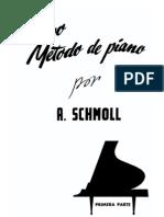 Metodo-de-piano-A-Schmoll-1ª-parte
