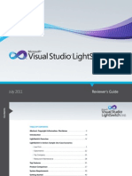 Visual Studio Light Switch 2011 Reviewers Guide