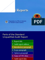 12 - Audit Reports