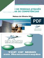 Apresentação Mateus de Oliveira - O Desafio da Gestão por Co