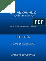 PRESENTACIÓN TEORÍA DEL ESTADO