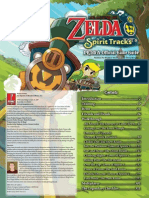 Legend of Zelda Spirit Tracks Prima Official Guide