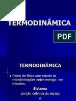 Aula 9 - Termodinâmica - Calor