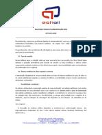 Actioil - Tratamento Para Diesel e Biodiesel