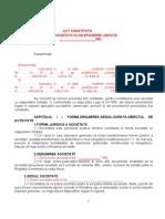 Act Constitutiv Srl 2 Asociati Octav 2009
