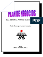 Plan de Negocios - Gu%Eda Did%e1ctica Imprimible