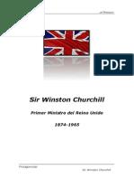 1874-1965 Winston Churchill