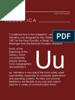 Font Dictionary Back