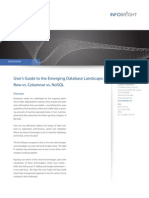 Infobright_User Guide to Emerging Database