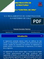 Control de Obra 6.3 y 6.4