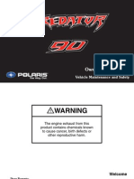 Predator 90 Manual