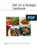 Healthy Cooking Cookbook