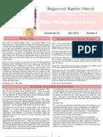 Ridgecrester May