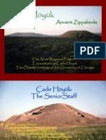 Çadır Höyük - Ancient Zippalanda