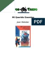 Webster, Jean - Mi Querido Enemigo
