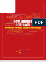 New Engines of Growth  - Five Roles for Arts, Culture, and Design