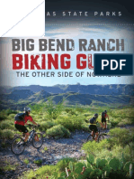 Big Bend Ranch SP Bike Guide