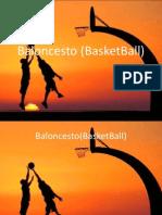 Baloncesto Basketball) GUIA
