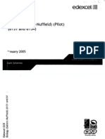 2005 January SN 1,4 Mark Scheme