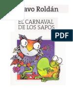 A863 Roldán, Gustavo - El carnaval de los sapos