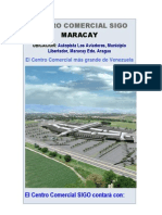 Centro Comercial Sigo Maracay