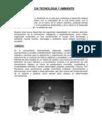 Ciencia Tecnologia y Ambiente