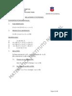 Reforzamiento Relaciones y Funciones(1)