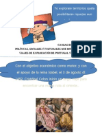 Causas económicas políticas