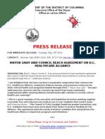 EOM Agreement Healthcare Alliance ENG
