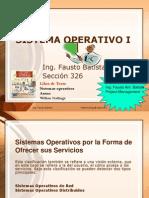 Capitulo I_Sistema Operativo Por La Forma de Servicio.ppt.Ppt