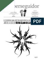 El perseguidor 95 - revista de limba spaniola din Tenerife