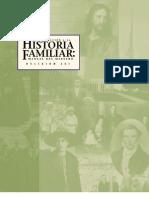 Introduccion a La Historia Familiar - Maestro