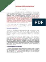 Caracteristicas Del Protestantismo - Samuel Vila
