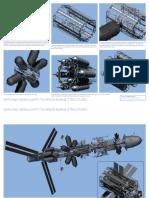 Applying Modularity in Spaceborne Structures