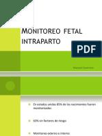 monitoreofetalintraparto-120329231427-phpapp02