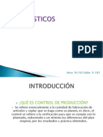 Control de Produccion Expo