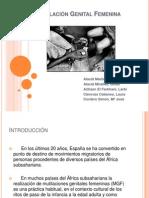 EXPOSICION ACABADA Mutilación Genital Femenina